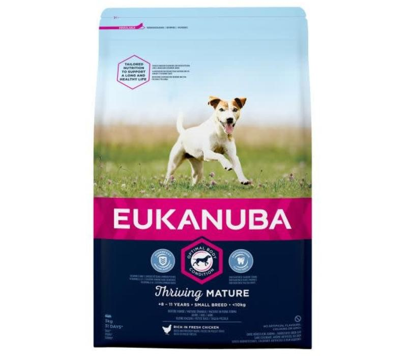 Eukanuba Dog Thriving Mature Small Breed