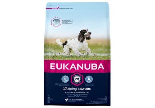 Eukanuba Eukanuba Dog Thriving Mature Medium Breed