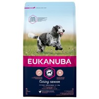 Eukanuba Dog Caring Senior Medium Breed