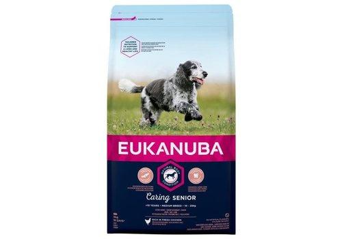 Eukanuba Eukanuba Dog Caring Senior Medium Breed
