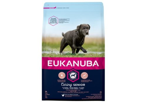 Eukanuba Eukanuba Dog Caring Senior Large Breed