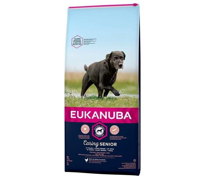 Eukanuba Dog Caring Senior Large Breed