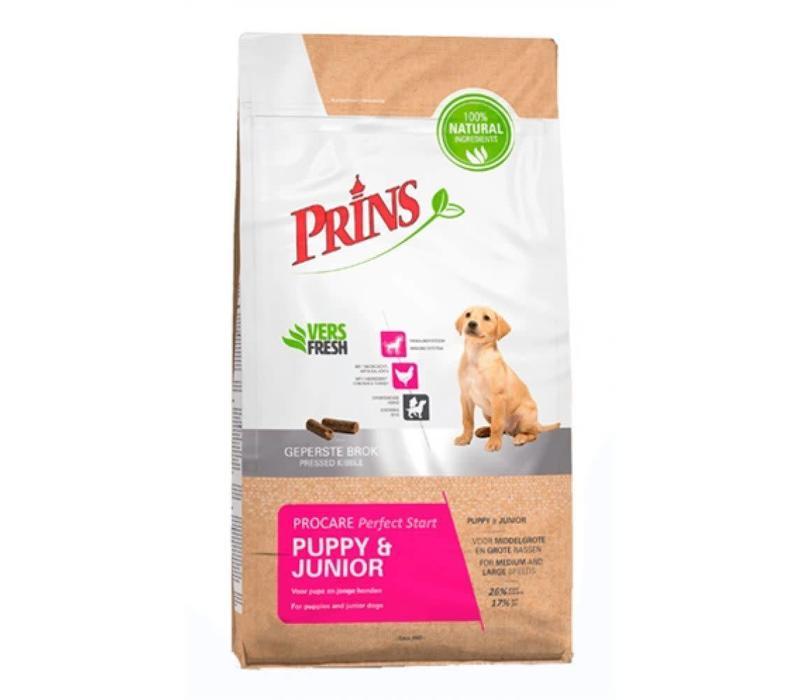 Prins | Procare puppy & junior | 7.5 kg | gevogelte | vlees