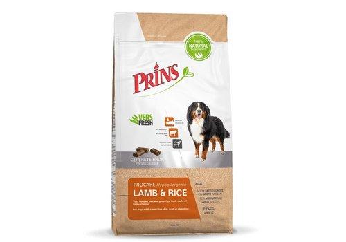 Prins Prins | Procare lamb/rice | 15 kg | lam | rijst