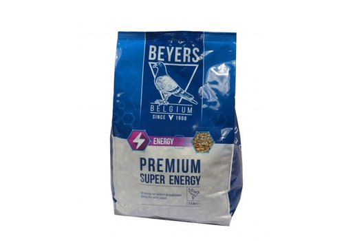 Beyers Beyers Premium super energy