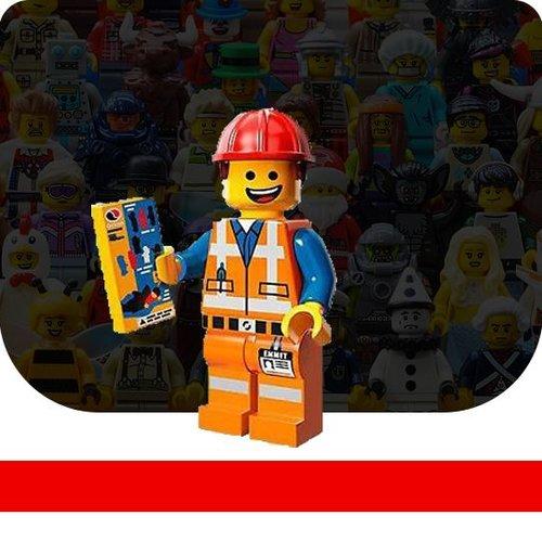 LEGO® Minifiguren