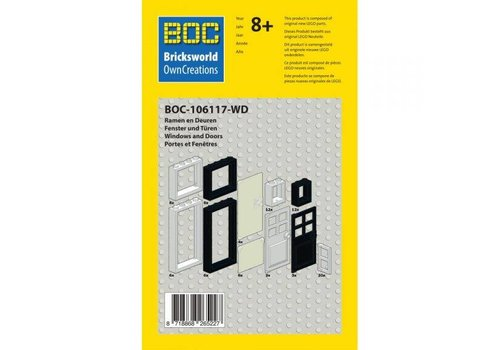Windows & Doors Set – BOC 106117 W