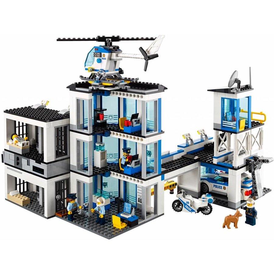 LEGO – City – Police Station – 60141