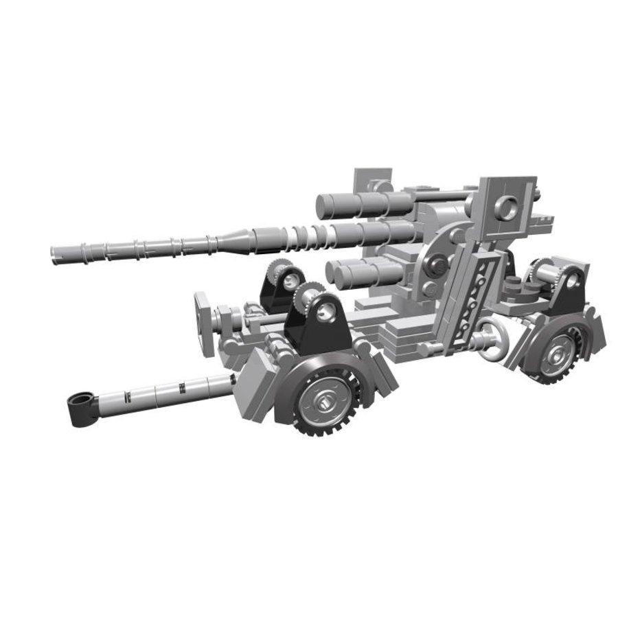 BOC-MIL-F88 Anti Tank Gun Flak 88