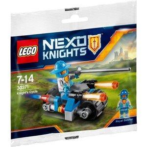 Nexo Knights Lego - NEXO Knights - Knight's Cycle - 30371