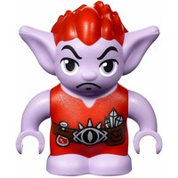 LEGO - Elves - The Goblin King's Evil Dragon - 41183