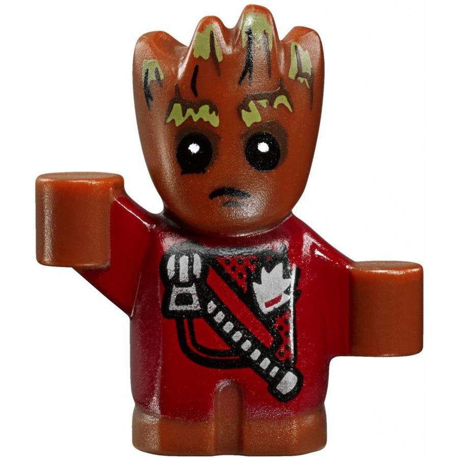 LEGO - Marvel - Superheroes -  Ayeshas Wraak - 76080