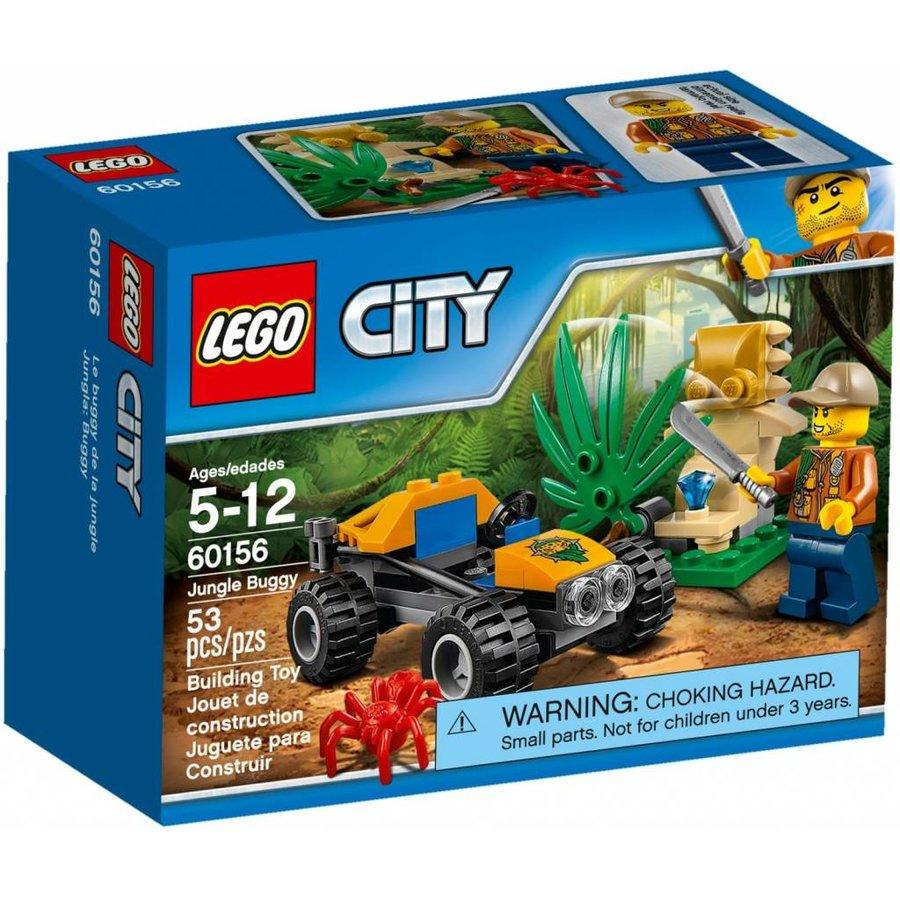 8d5938893bd8 Lego - City - Jungle Buggy - 60156 - CWJoost 100% LEGO