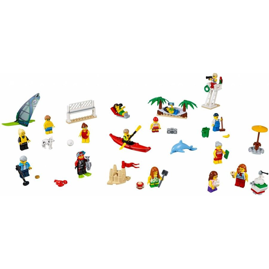 LEGO - City - People Pack - Fun at the Beach - 60153
