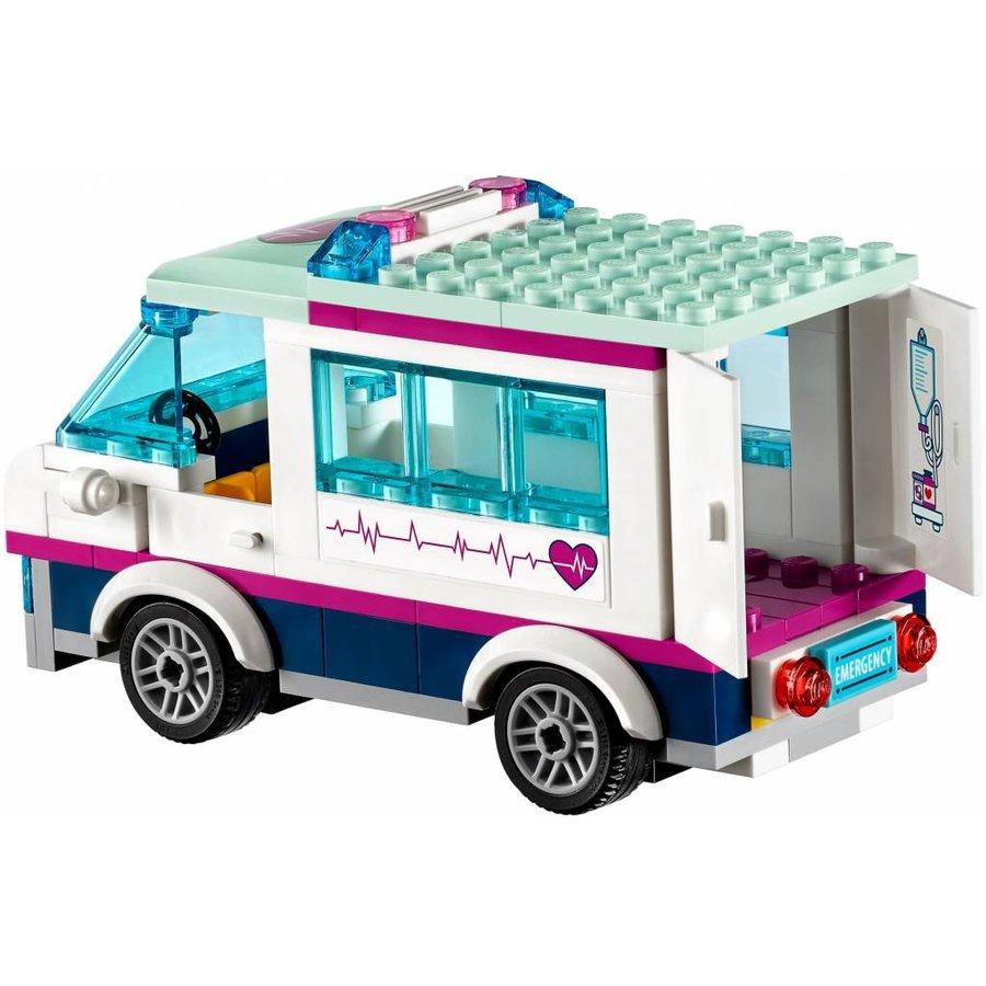 Lego Friends Heartlake Ziekenhuis 41318 Cwjoost 100 Lego