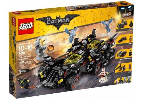 De Ultieme Batmobile