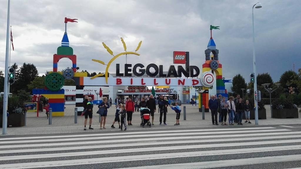 Een LEGO droomreis door het Hart van de LEGO Groep Billund