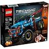 Technic LEGO - Technic - 6x6 All Terrain Tow Truck - 42070