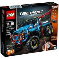 LEGO - Technic - 6x6 All Terrain Tow Truck - 42070