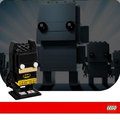 LEGO® Brick'Headz'