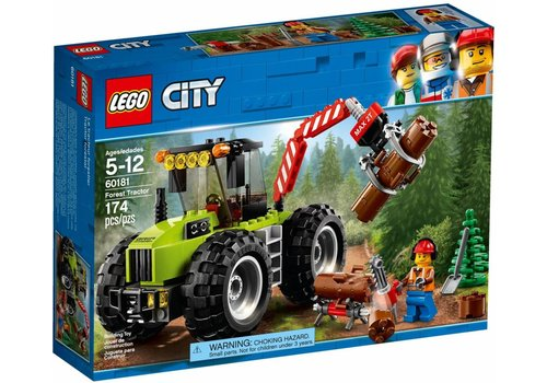 Forest Tractor