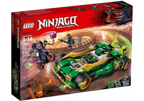 Ninja Nachtracer