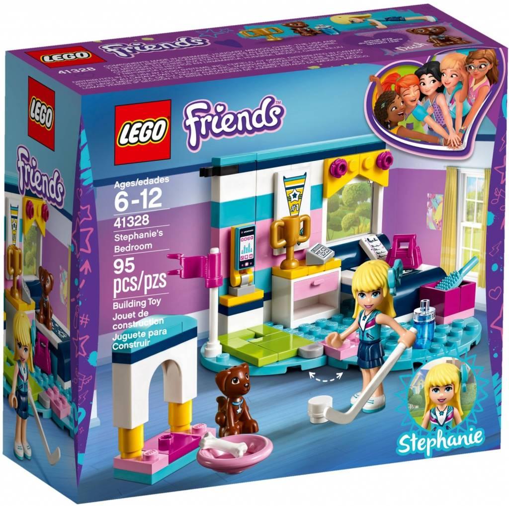 Lego Friends Stephanies Bedroom 41328 Cwjoost 100 Lego