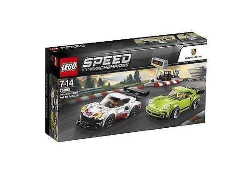 Porsche 911 RSR en 911 Turbo 3.0