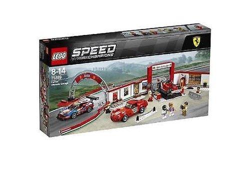 Ultieme Ferrari Garage