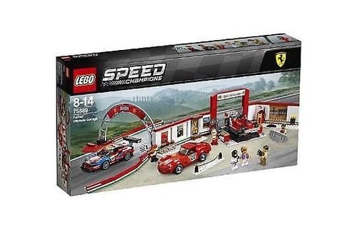 Ultimed Ferrari Garage