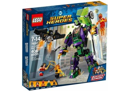 Lex Luthor Mech Takedown