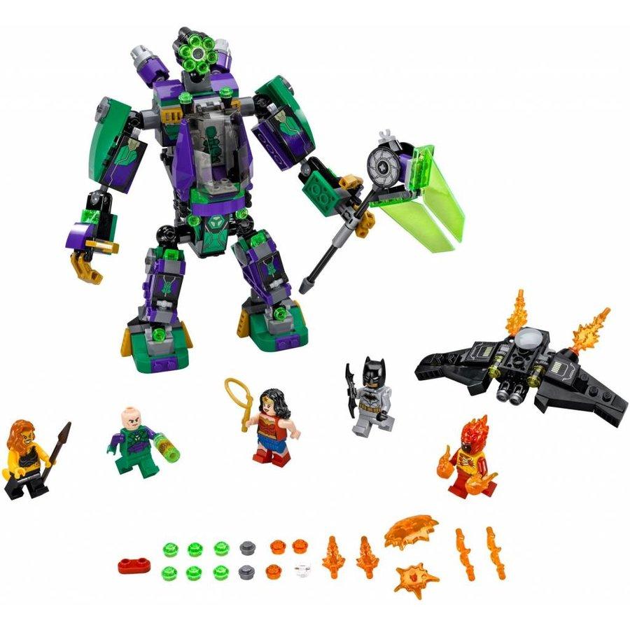 LEGO - DC Comics Super Heroes - Lex Luthor Mech Takedown - 76097