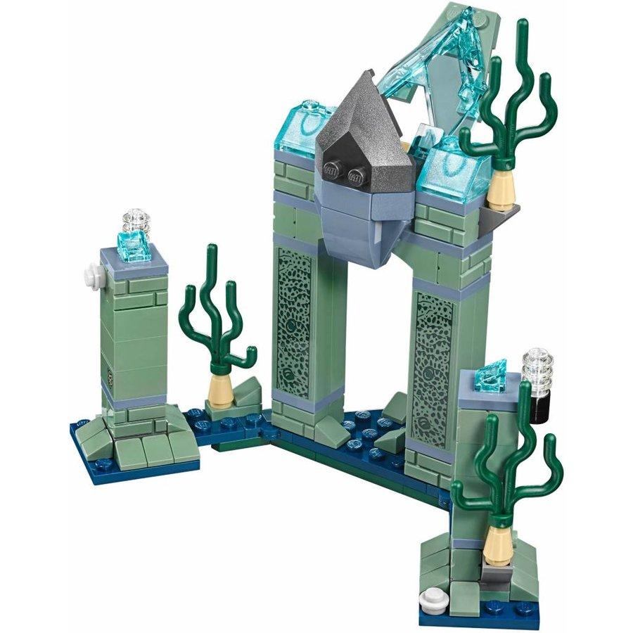 LEGO - DC Comics Super Heroes - Slag om Atlantis - 76085