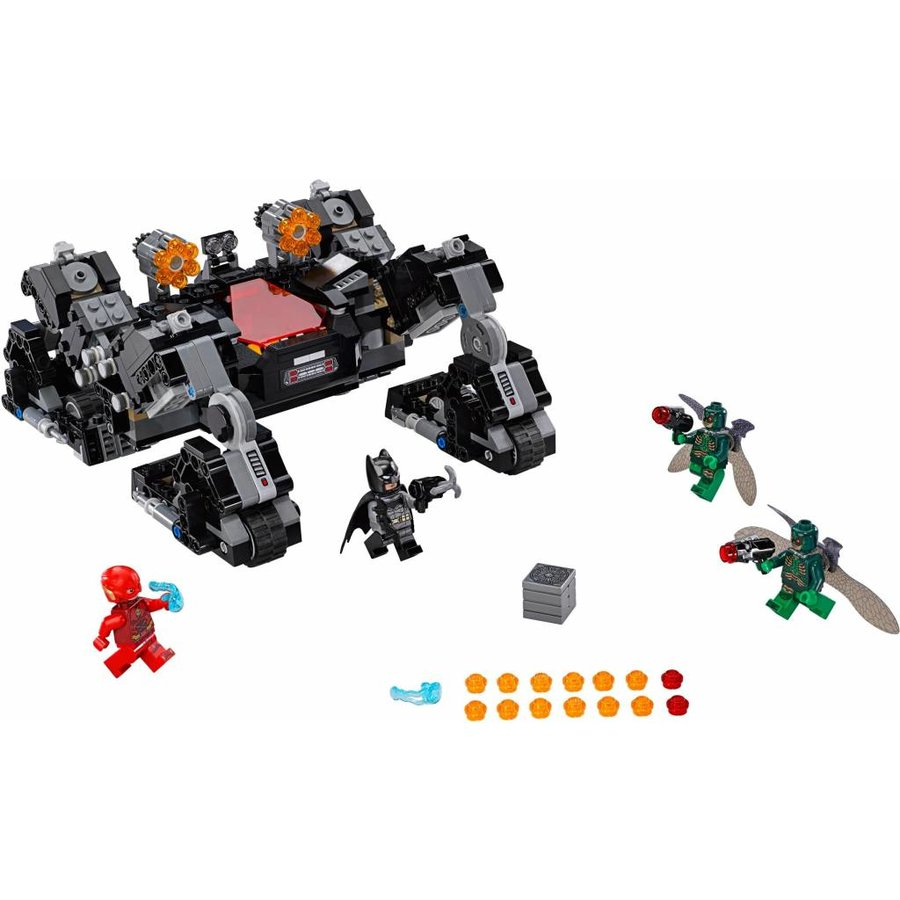 LEGO - DC Comics Super Heroes - Knightcrawler Tunnel Attack - 76086