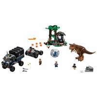 LEGO - Jurassic World - Carnotaurus Gyrosphere Ontsnapping  - 75929