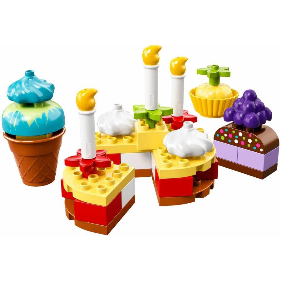 LEGO - Duplo - Mijn Eerste Feest - 10862