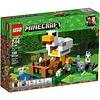 Minecraft LEGO - Minecraft - Het Kippenhok - 21140