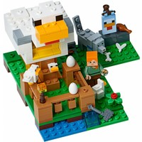 LEGO - Minecraft - Het Kippenhok - 21140