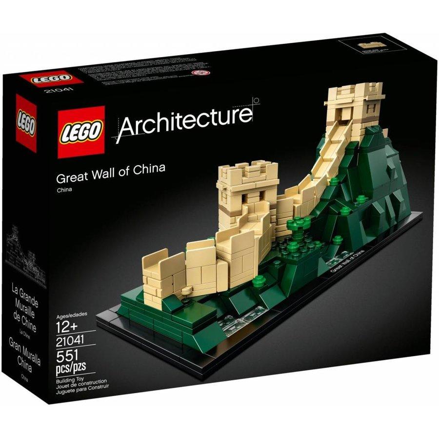 LEGO – Architecture – De Chinese Muur – 21041