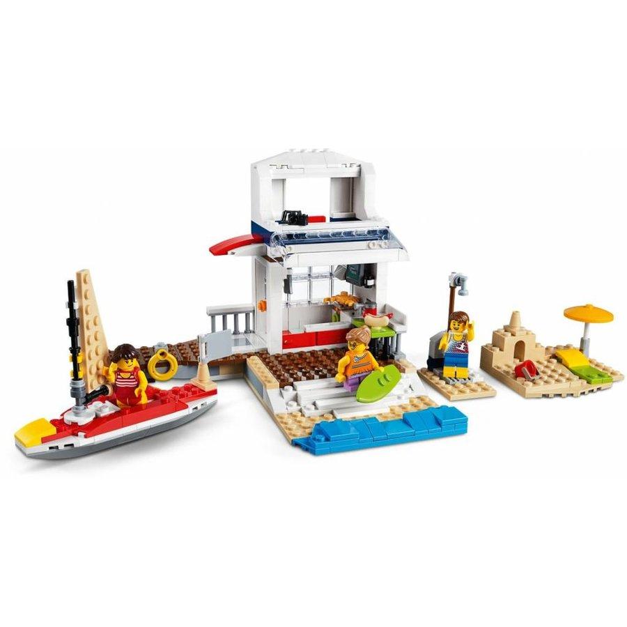 LEGO - Creator 3-in-1 - Cruise Avonturen - 31083