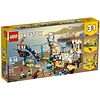 Creator LEGO - Creator 3-in-1 - Pirates' Rollercoaster- 31084