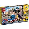 Creator LEGO - Creator 3-in-1 - Mobile Stunt Show - 31085