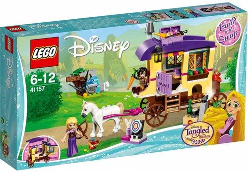 Rapunzel's Caravan