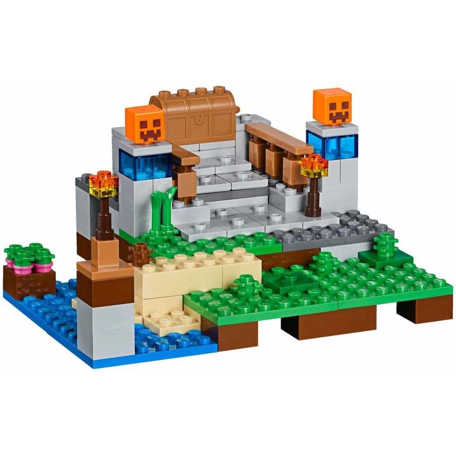 LEGO - Minecraft - CraftingBOX 2.0 - 21135