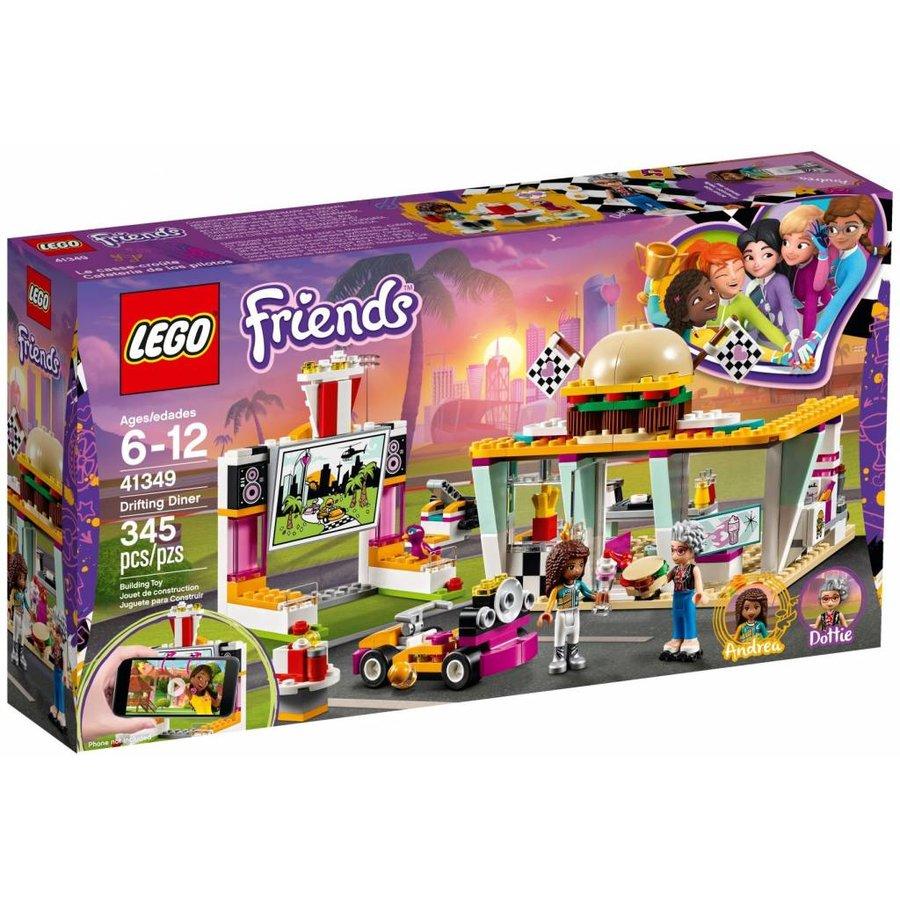 LEGO - Friends - Drifting Diner - 41349