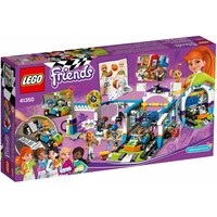 LEGO - Friends - Spinning Brushes Car Wash - 41350