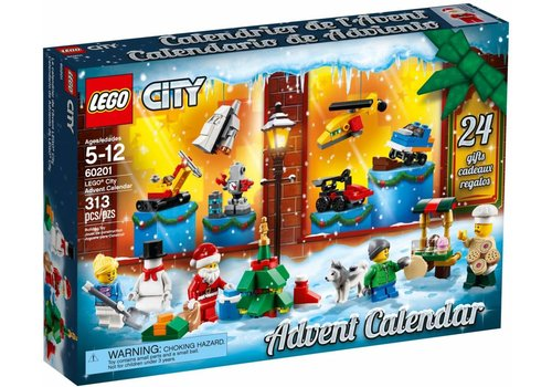 Adventscalender City 2018