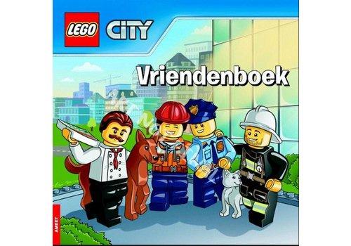 City Vriendenboek  (Dutch Version)
