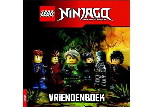 Ninjago Vriendenboek   (Dutch Version)