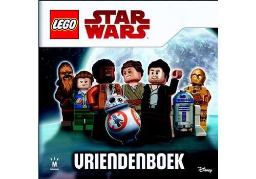 Star Wars Vriendenboek   (Dutch Version)